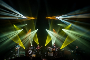 Umphrey's McGee perform at the Wiltern in Los Angeles