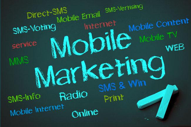Mobile Marketing B2b Service Sales Letter Persuasive Engaging